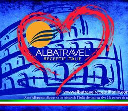 Brochure Albatravel Réceptif Italie