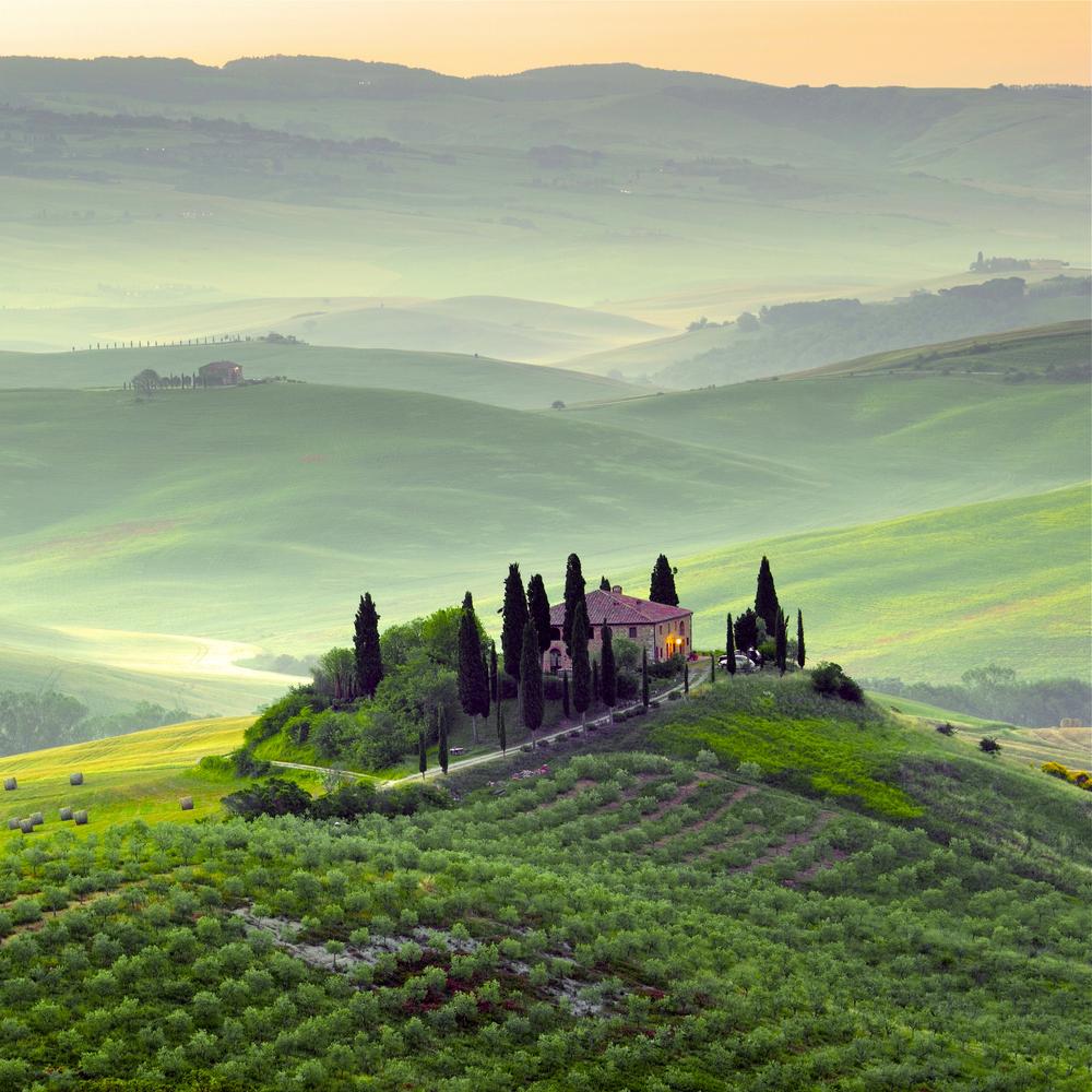 11.Toscane douceur