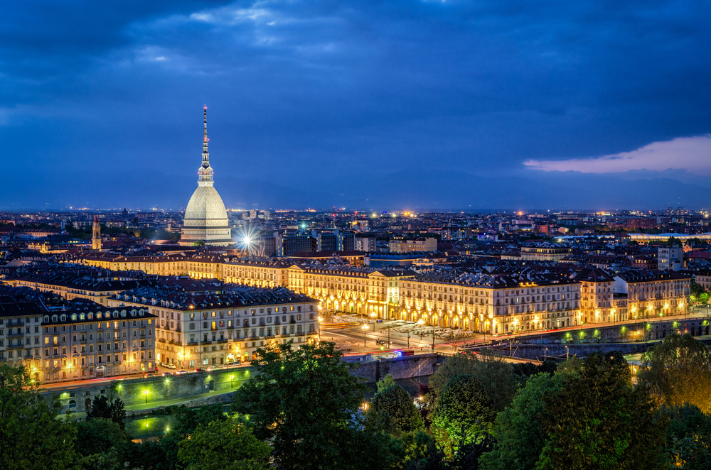 2.Turin