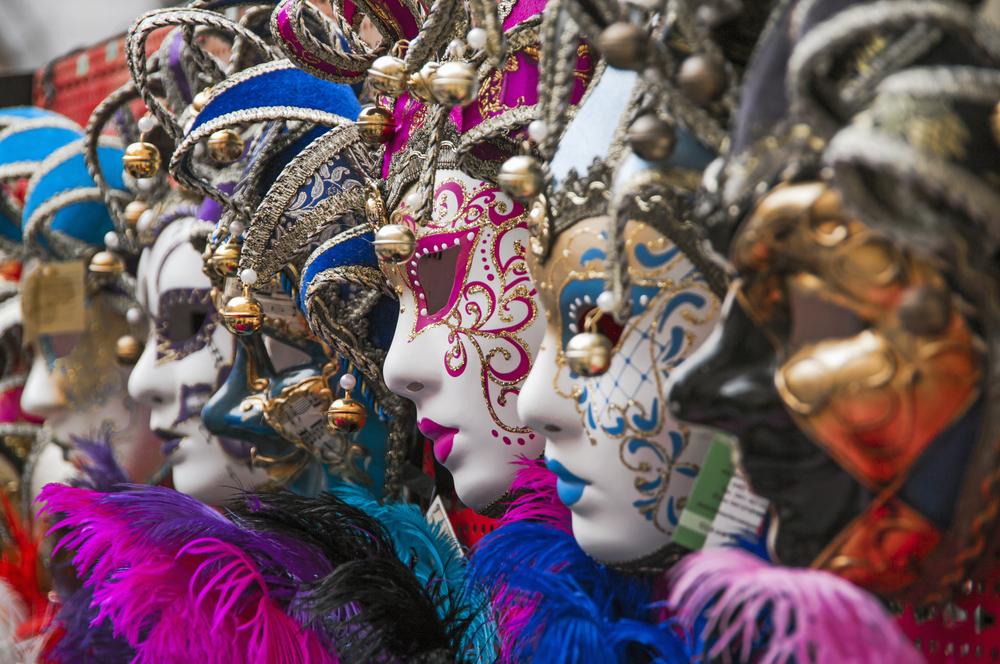 5.Carnaval de venise
